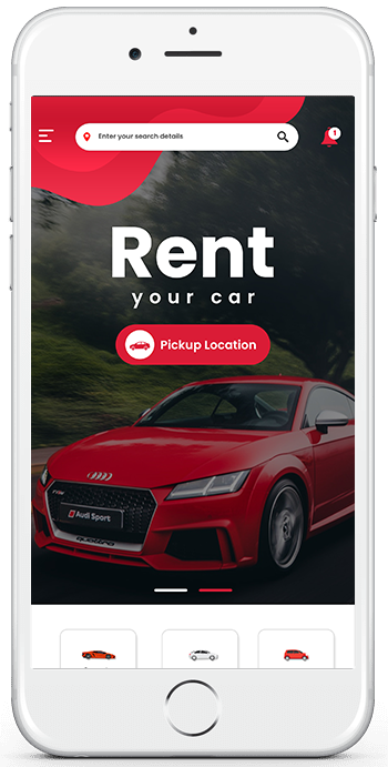 Car Rental App Development | Car Rental Mobile App | MyCarRentalSoft